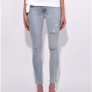 NEW Rag & Bone Norlet high rise ankle skinny jeans